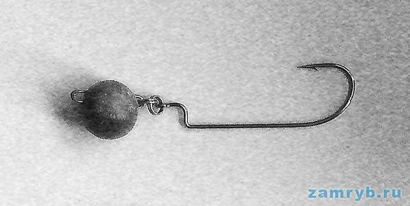 Офсетный крючок для щуки своими руками 25