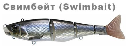 Воблер Свимбейт (Swimbait)
