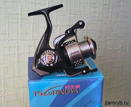 Бюджетная катушка для спиннинга «Trulinoya 2000 / Tsurinoya F2000»